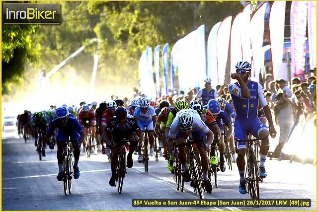 35ª Vuelta a San Juan-4ª Etapa