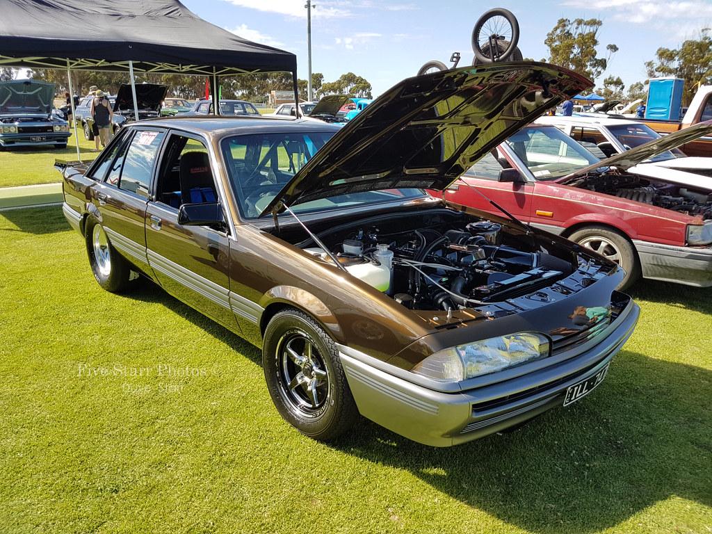 1986 Holden VL Commodore Turbo Drag Car | A 1986 Holden VL C… | Flickr