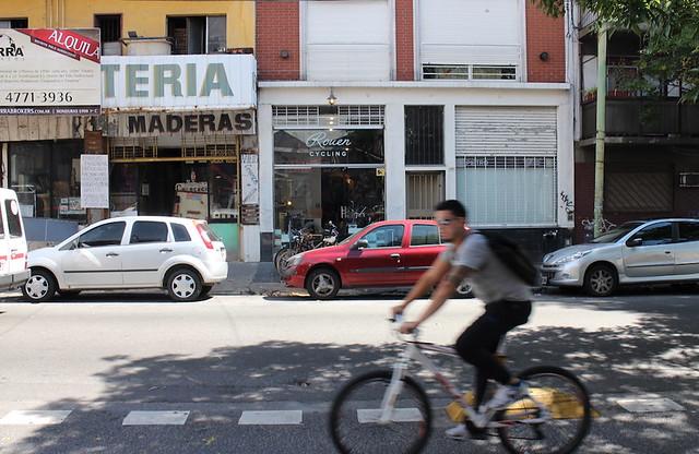 Buenos Aires Ciclovia