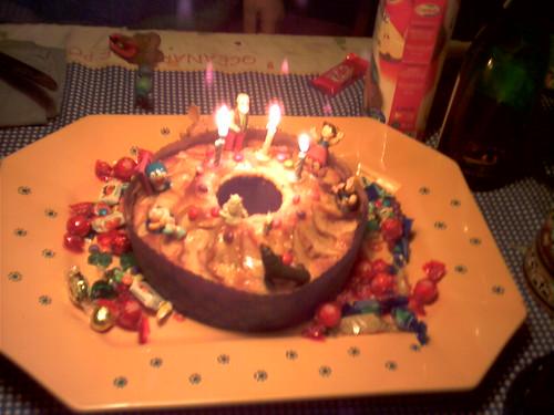 Birthday Cake Island