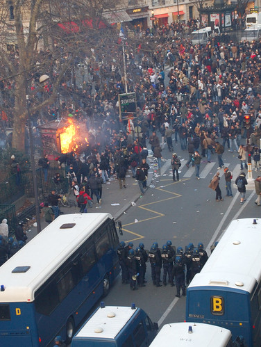 Paris Riots #2 | by Tito Slack ™