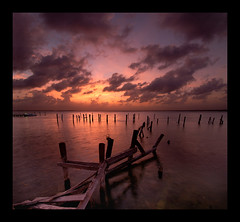 Cancun Sunset #2 | by Peter Bowers