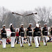 How Great Is This?  The Marine Corps Silent Drill Team