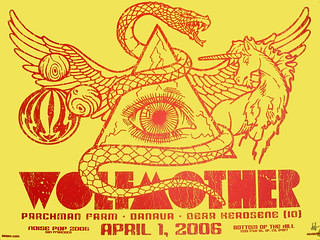 Wolfmother Poster | by The Kozy Shack
