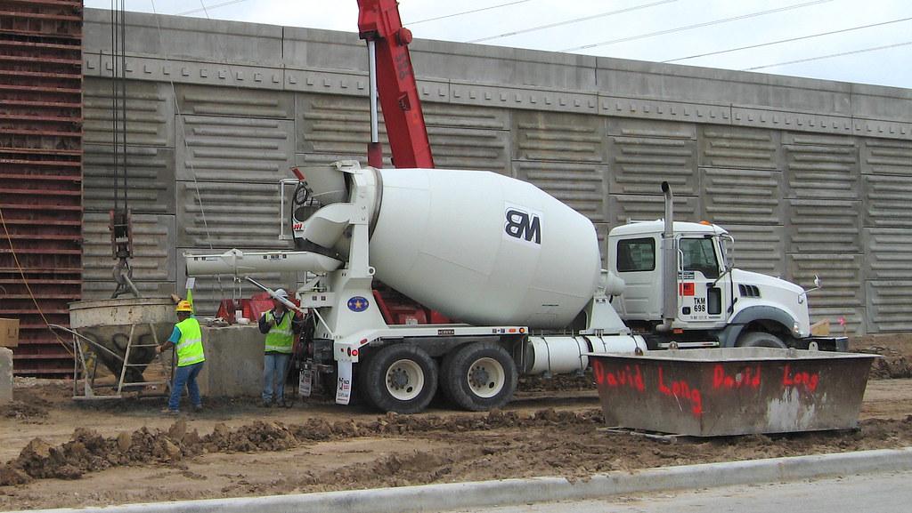 Concrete Mixer Truck >> concrete mixer truck   Cement truck   Bill Jacobus   Flickr