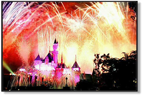 Firework@Disneyland, Hong Kong | by hk_traveller