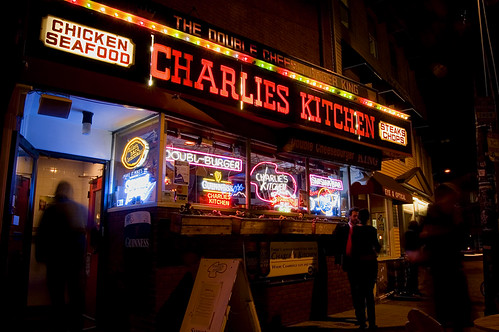 Charlie S Kitchen Harvard