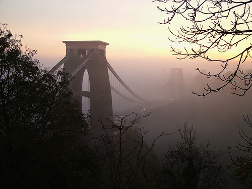 Clifton Suspension Bridge | by andwat72