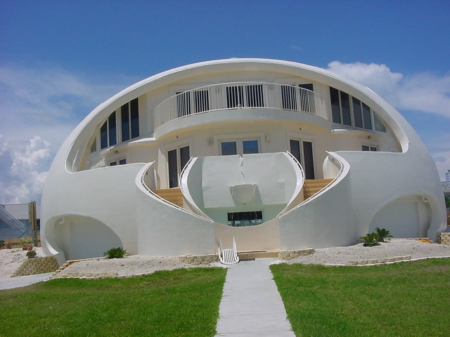 The Alien House In Pensacola This House Was One Of The Fe Flickr