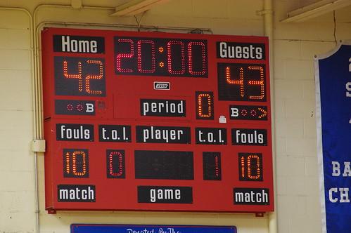 Boys Basketball JV vs Whiteland
