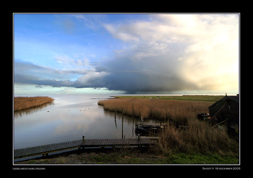 IJsselmeer nabij Hoorn | by shoot it!