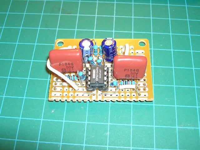 cimg0244 assembled chu moy cmoy headphone amplifier. Black Bedroom Furniture Sets. Home Design Ideas