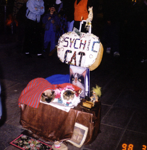 The psychic cats 1998 | by Malingering