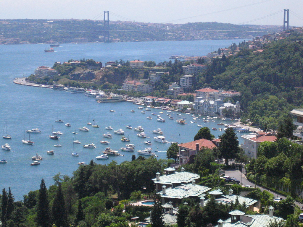 istanbul, bebek, bogazici | from same path but after ...