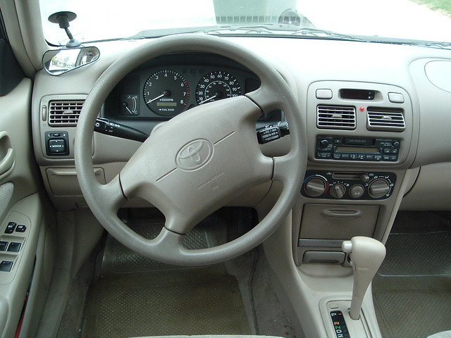 98 Toyota Corolla Dashboard Jack Wu Flickr