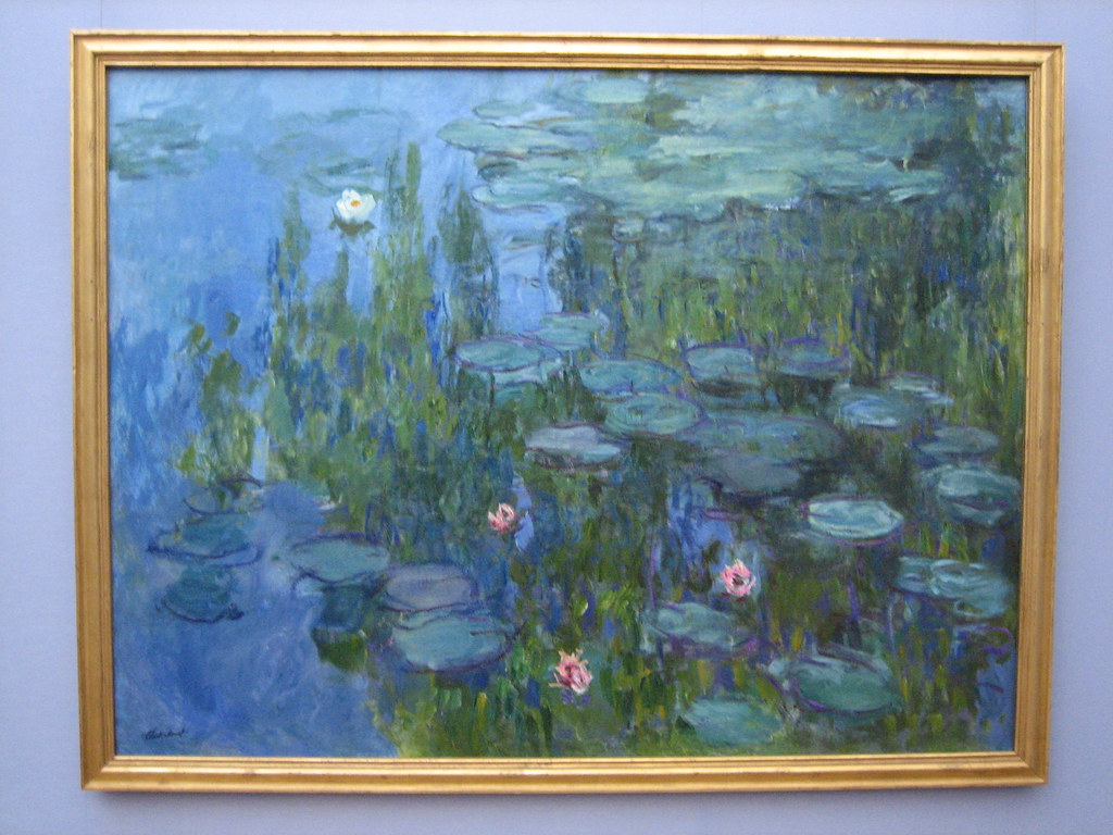 water lilies claude monet claude monet 1840 1926. Black Bedroom Furniture Sets. Home Design Ideas