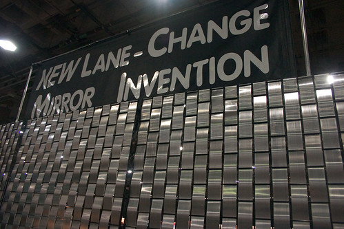 New lane change mirror invention i said it 39 s a new lane for Invention miroir