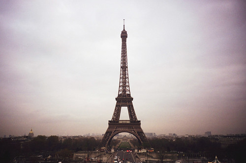La Tour d'Eiffel | by betandr