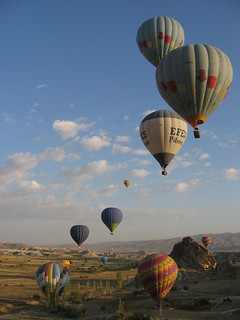 Balloons Over Cappadoccia | by becklectic