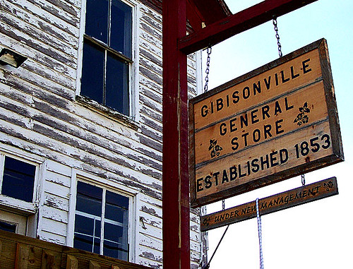 Gibisonville General Store 2 Franklin Pierce Was