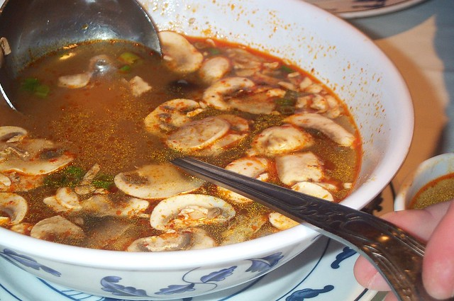 thai hot and sour soup | Flickr - Photo Sharing!