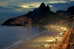 Night in Ipanema | by mistca