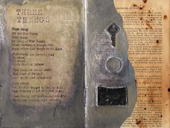 Hemp Bound Journal:  Three Things (reworked) | by Cat Sidh