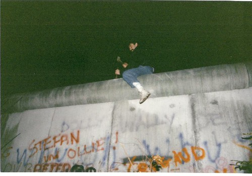 The fall of the Berlin Wall - November 1989 | by gavinandrewstewart