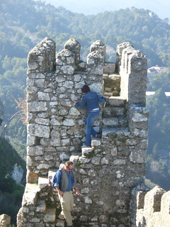 Clinging, Sintra, Portugal | by Michael Joseph Goldst... etc
