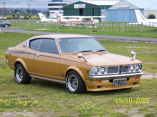 1973 Mitsubishi Colt Galant Gto A57c 3705043 New Zealand