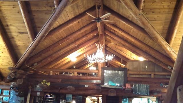Camp 18 Ceiling