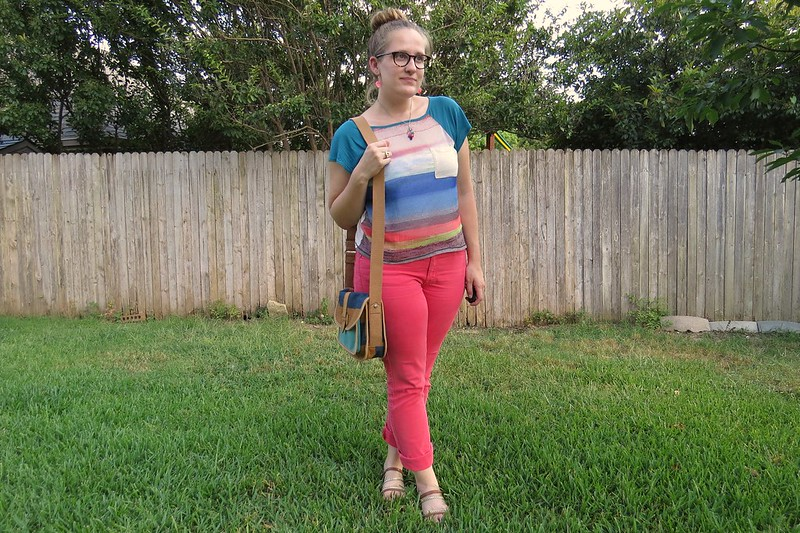 Thrift Style Thursday: Maximum Impact
