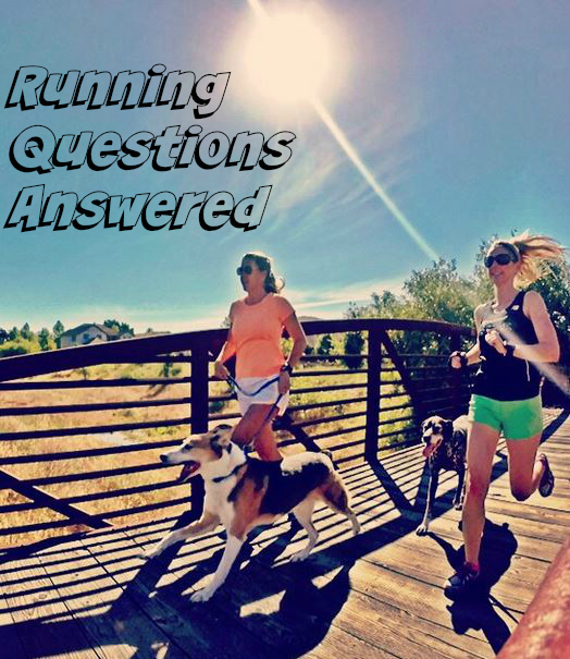 Answering your top running questions from how to start running to how to run with a dog to carbo loading