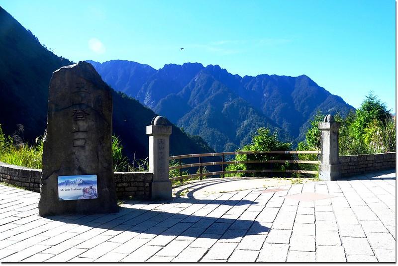 塔塔加玉山登山口