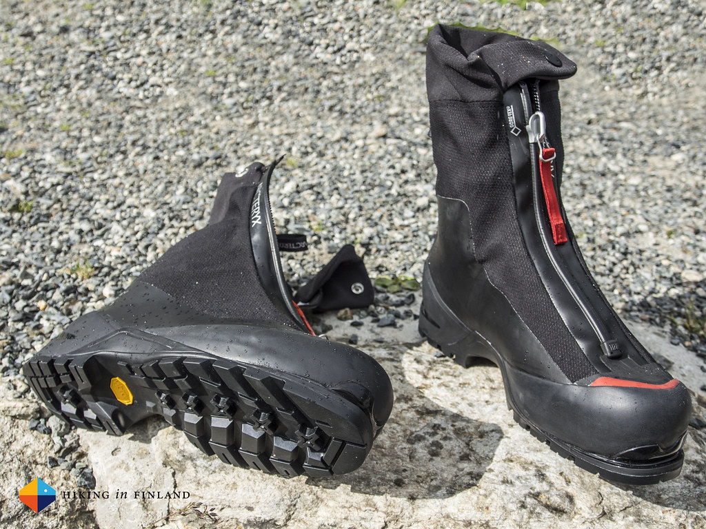 A Look At The Arc Teryx 2016 Footwear Hiking In Finland