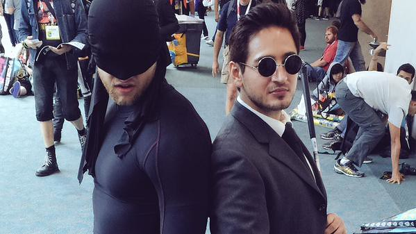 San Diego Comic-Con 2015 Cosplay - Daredevil