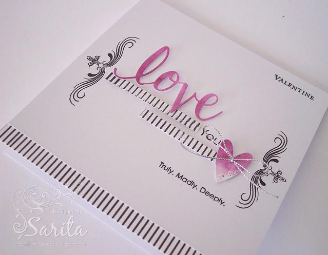 Valentine's card 3b