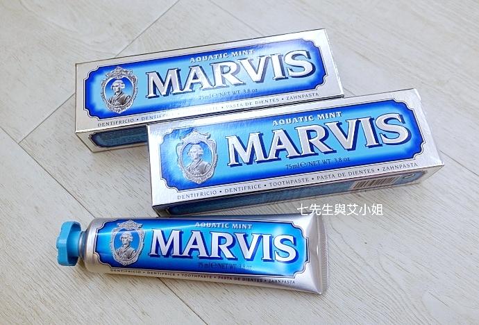 5 Marvis 好市多購物 義大利牙膏 牙膏界愛馬仕