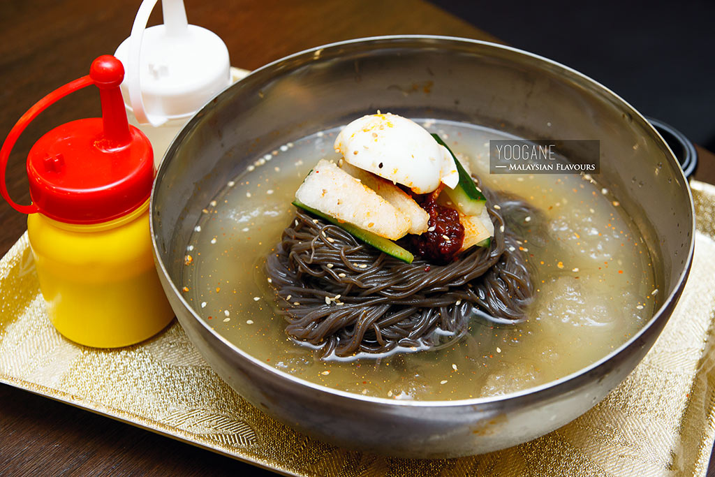 yoogane naengmyeon
