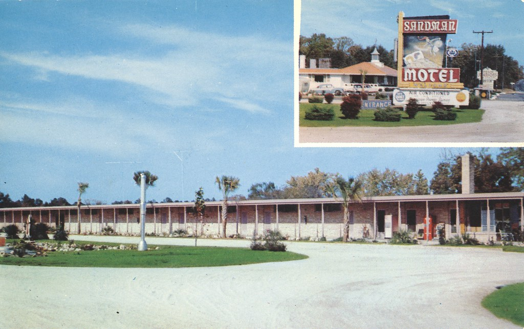 Sandman Motel, Inc. - Rockingham, North Carolina