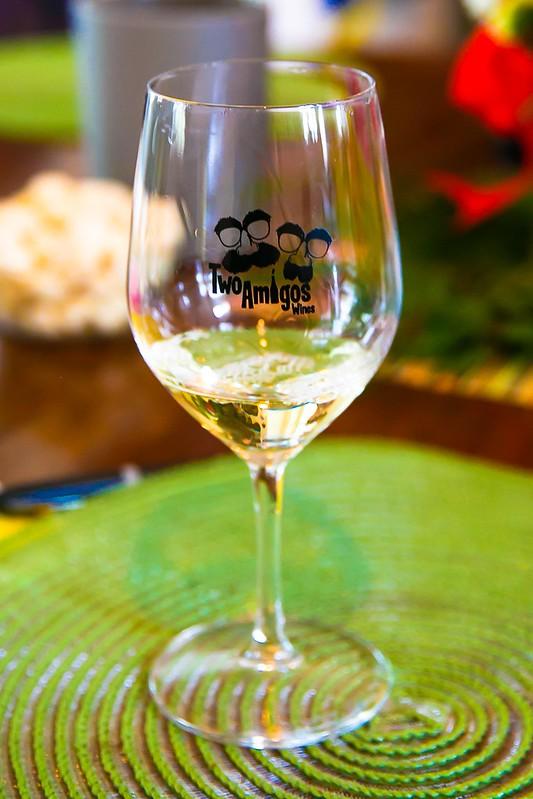 Sonoma Wine Tasting Tour, wine glass