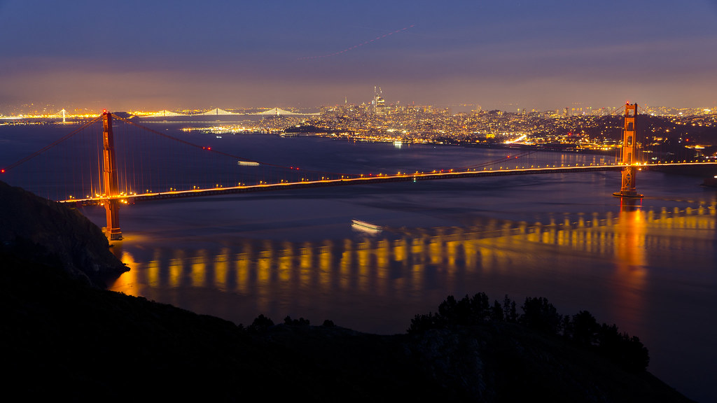 Bridges to the Golden City