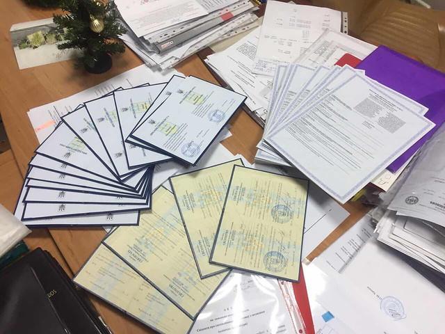СБУ викрила протиправне зарахування іноземних студентів до вищого навчального медичного закладу в Києві