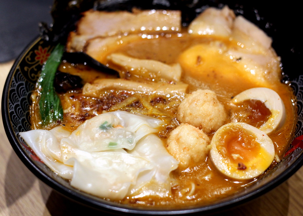 Ramen In Singapore: Ramen Keisuke Lobster King Lobster Broth Ramen With Rich Soup