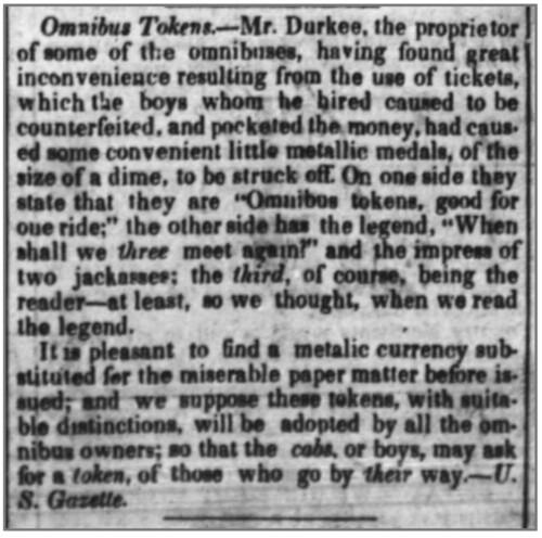 Durkee Omnibus token article