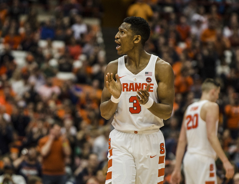 SU Men's Basketball: Syracuse vs Wake Forest