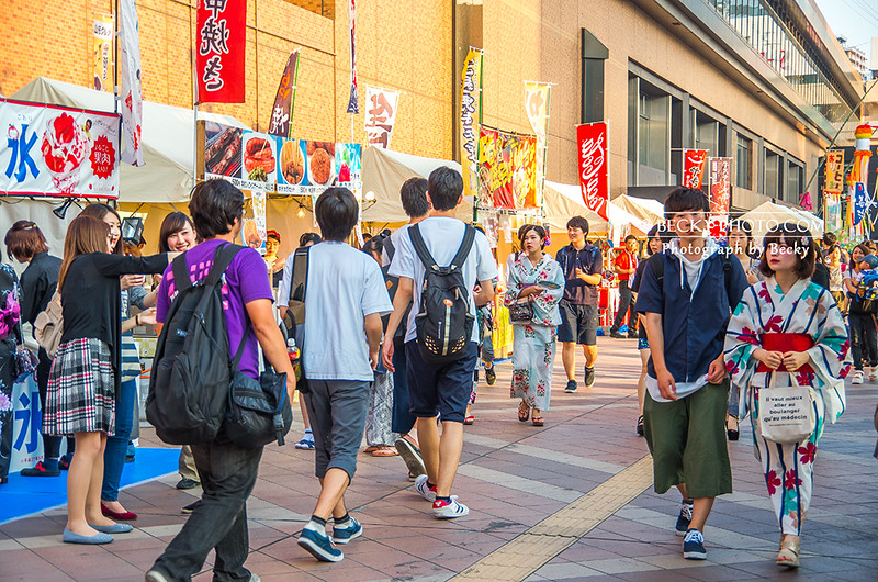 2016.Aug 日本東北仙台七夕祭