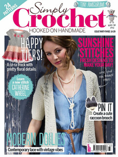 Simply Crochet n°33 - july 2015