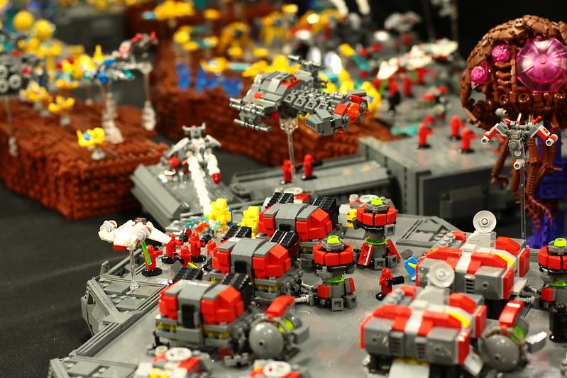 LEGO StarCraft: Terran 1