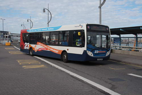Stagecoach South 27560 GX58GMZ
